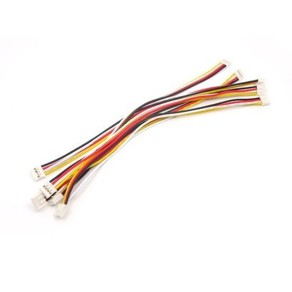 Seeed Grove - Universal 4 Pin 20cm Unbuckled Cable (5 PCs Pack)