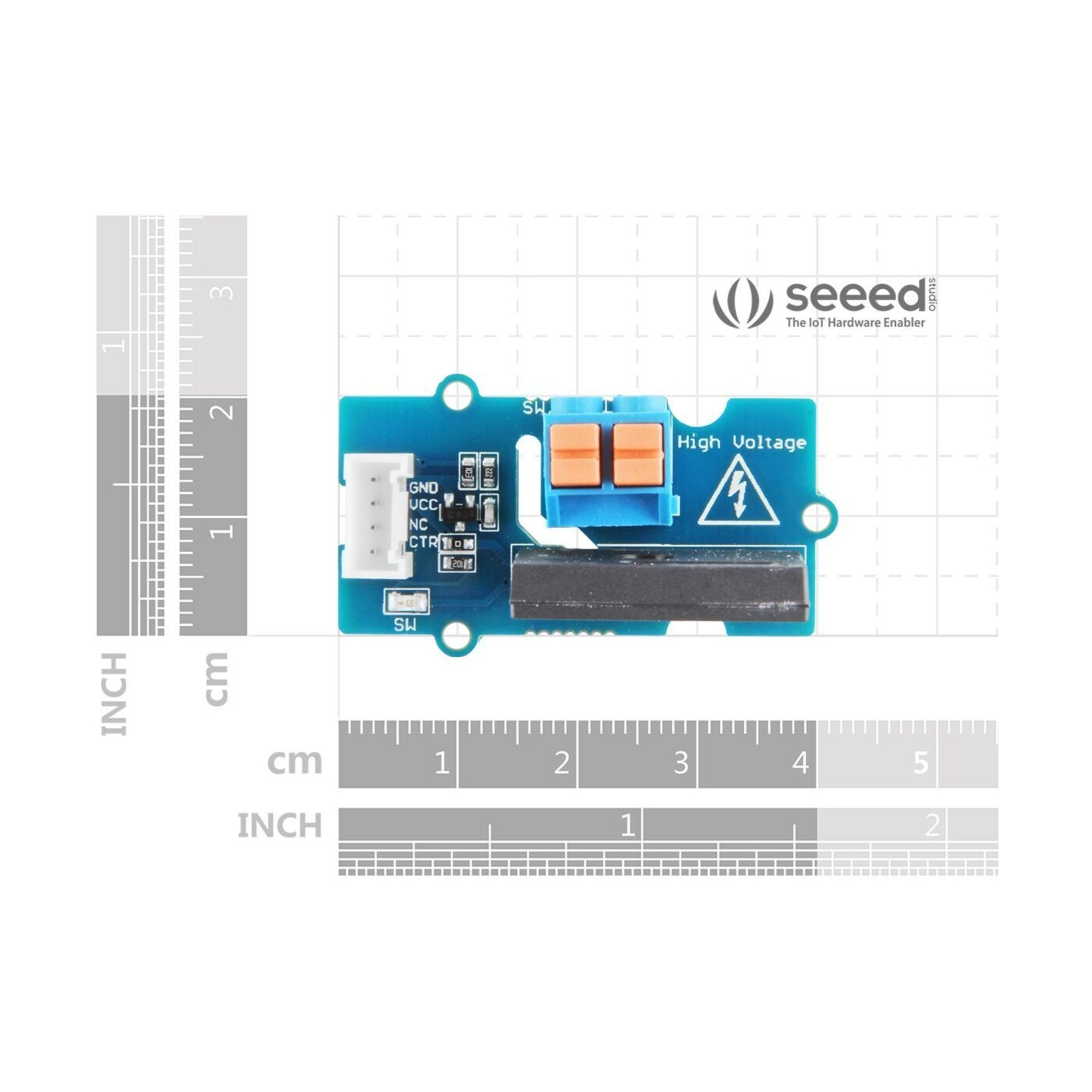 Seeed Grove - Solid State Relay V2