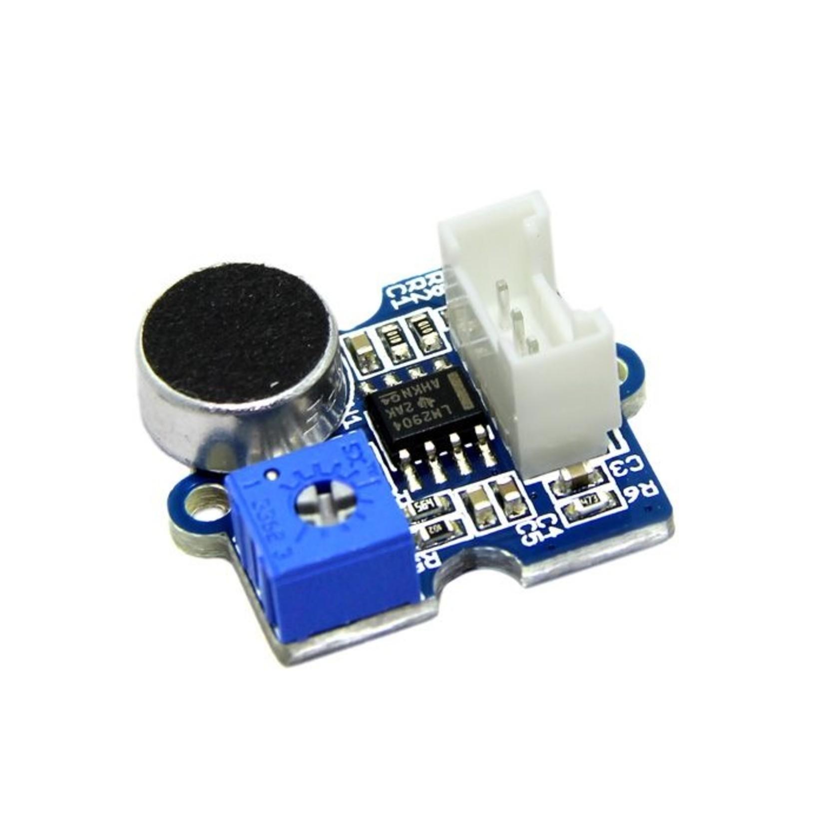 Seeed Grove - Sound Sensor/ Noise Detector for Arduino