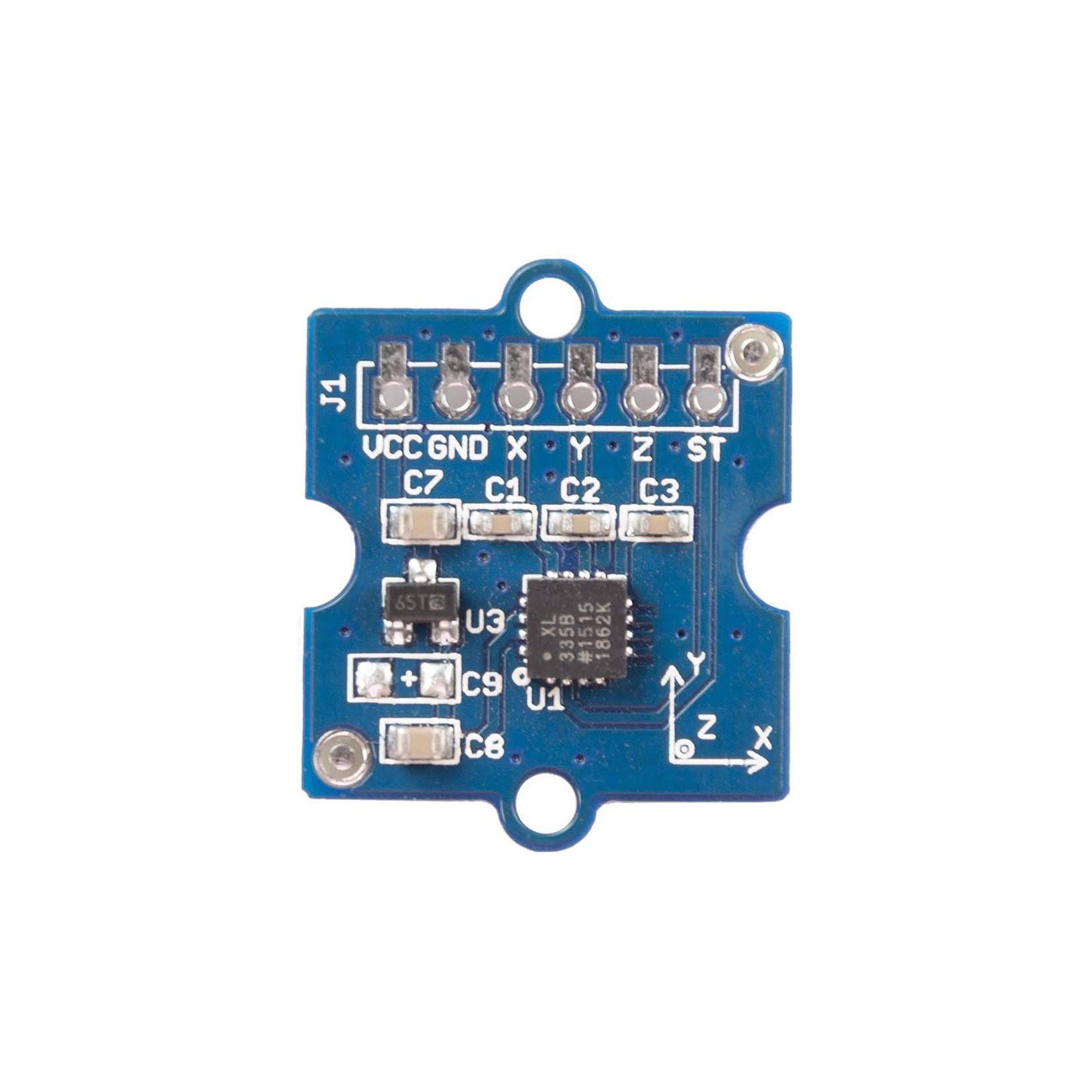 Seeed Grove - 3-Axis Analog Accelerometer