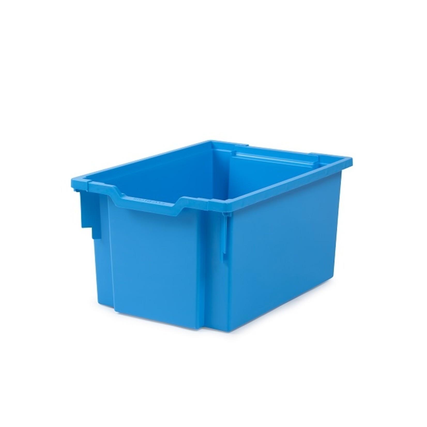 Gratnells Extra Deep F25 Tray Cyan Blue