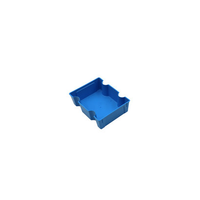 Gratnells Medium SortED insert cyan blue antimicrobial