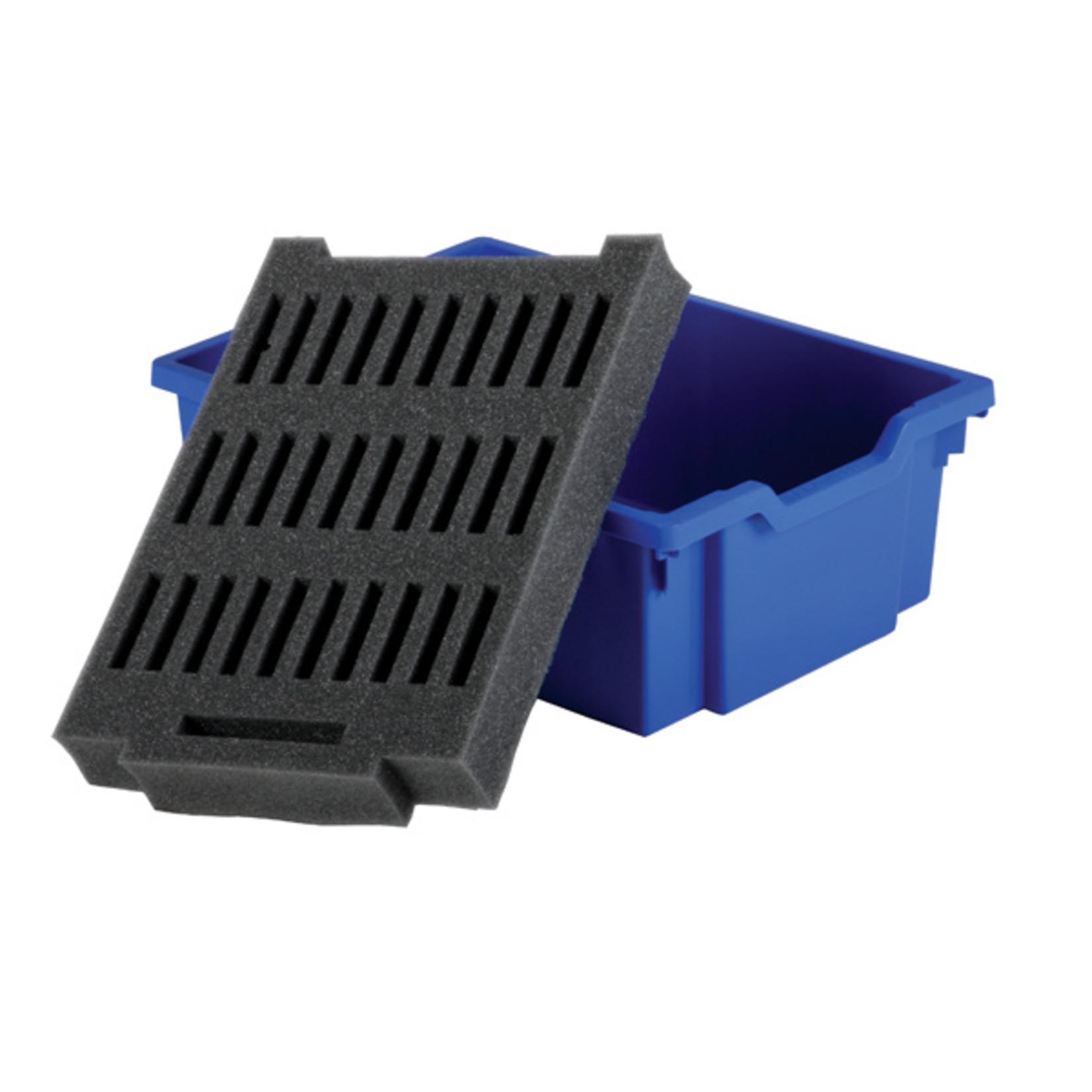 Gratnells Foam Insert 30 + 1 (70 x 12mm) - 50mm Standard Foam