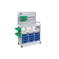 Gratnells MakerSpace Cart Set