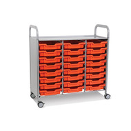 Gratnells Callero Plus Treble Column Trolley Set