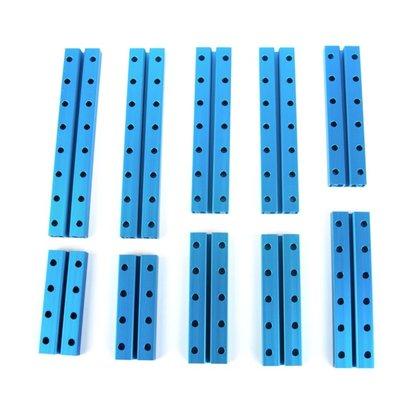 makeblock Short Beam 0824  Robot Pack-Blue