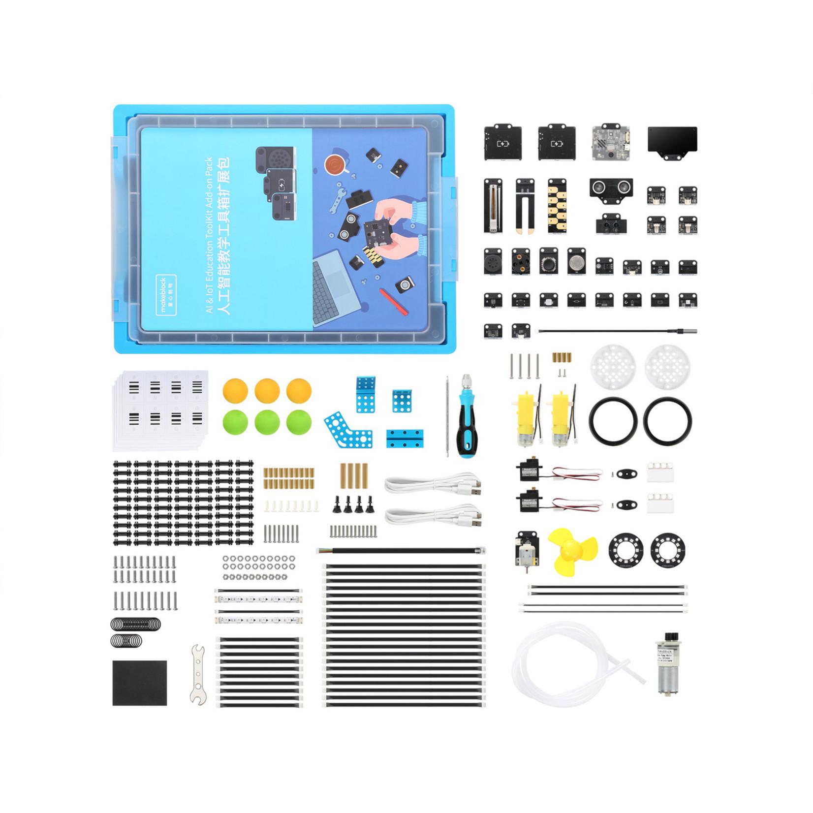 makeblock AI & IoT Education Toolkit Add-on Pack