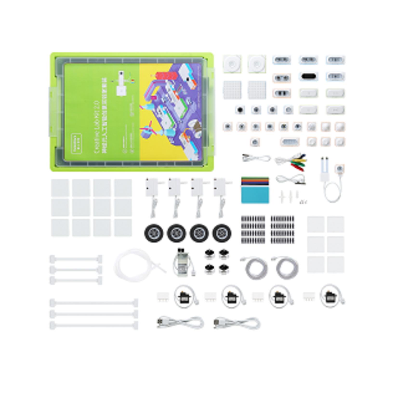 makeblock Makeblock Neuron Creative Lab Kit 2.0