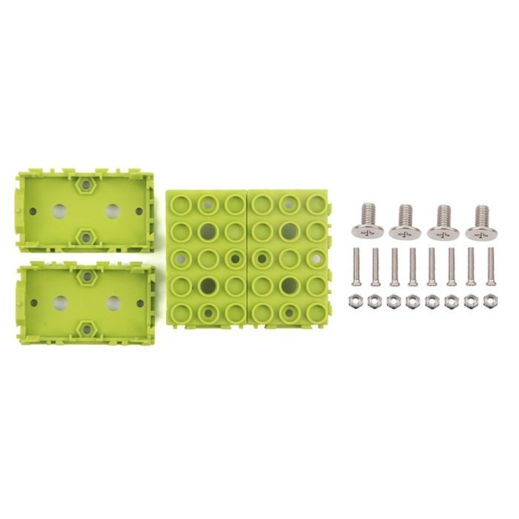 Seeed Grove - Green Wrapper 1*2 (4-pack)