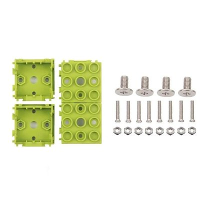 Seeed Grove - Green Wrapper 1*1 (4-pack)