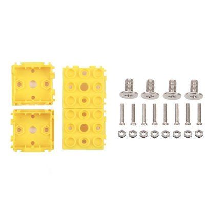 Seeed Grove - Yellow Wrapper 1*1 (4-pack)