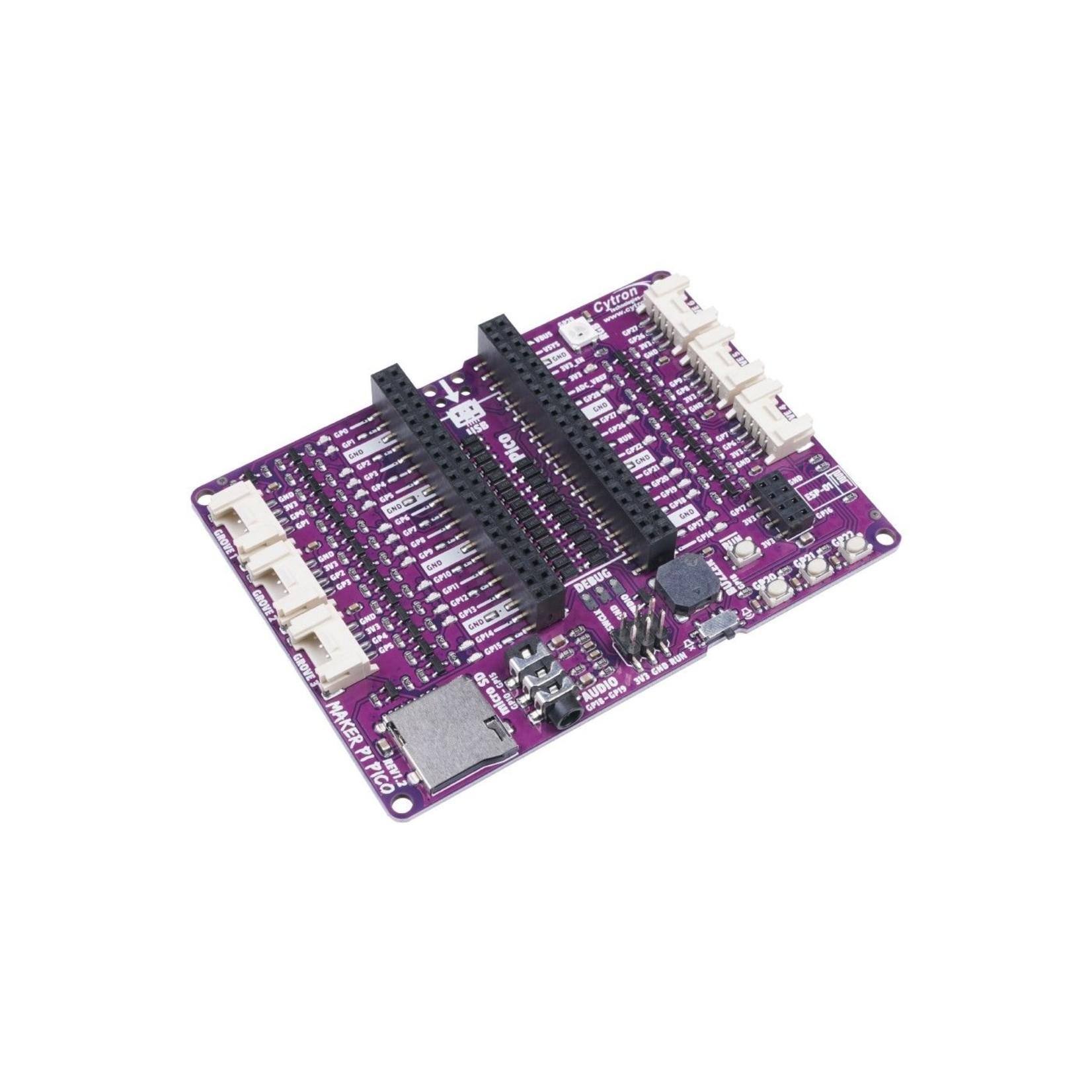 Seeed Maker Pi Pico Base (without Raspberry Pi Pico)