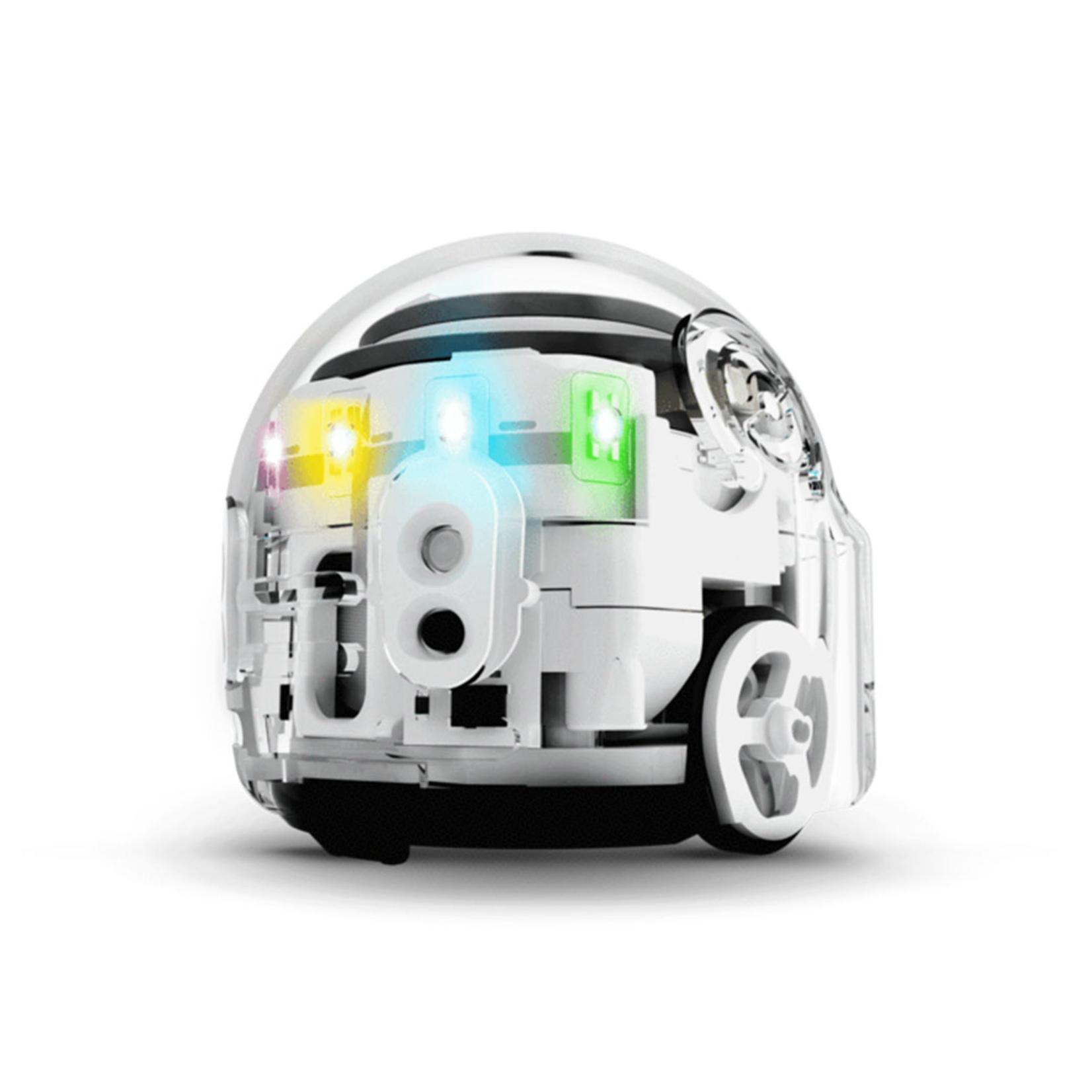 ozobot Evo Starter Kit Crystal Blanc