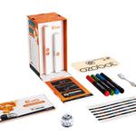 ozobot Evo Starter Kit Crystal white