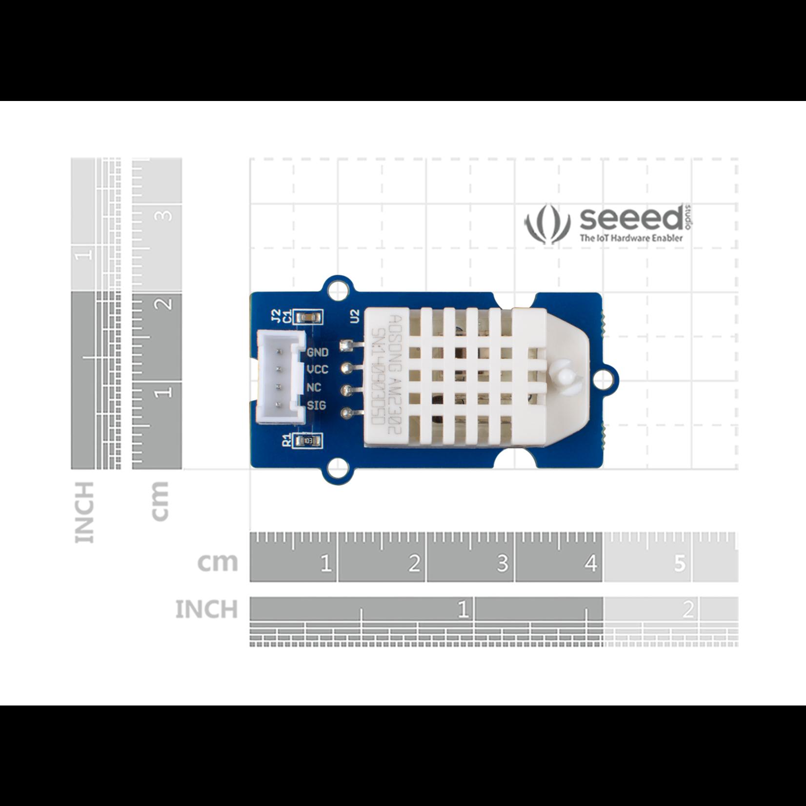 Seeed Grove - Temperature & Humidity Sensor Pro