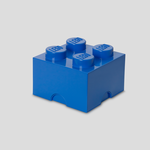 LEGO® Opbergbox LEGO® brick 2x2 blauw