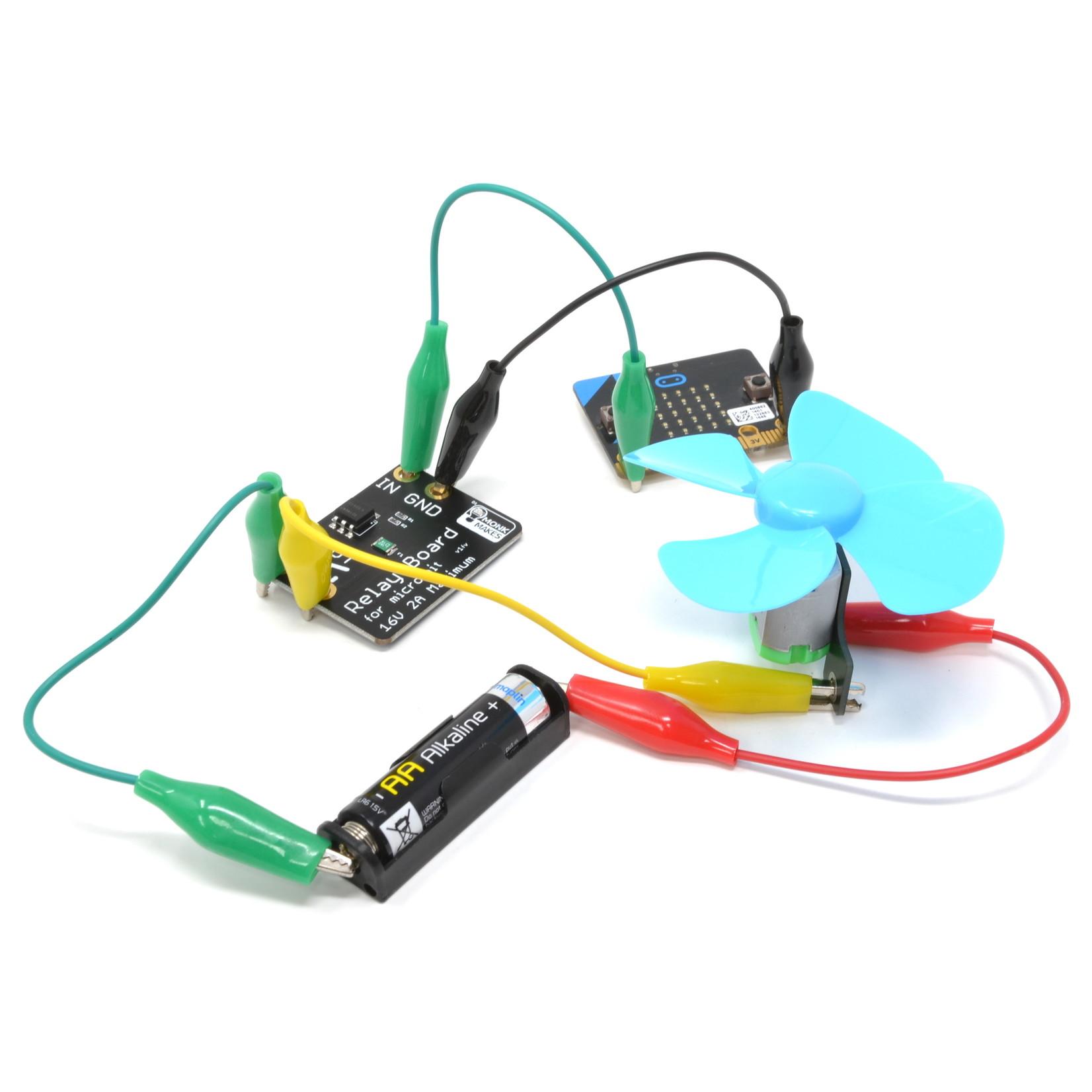 MonkMakes Electronic Starter Kit for micro:bit