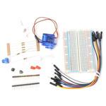 MonkMakes Elektronica  kit 1 voor Raspberry Pico (lite edition)