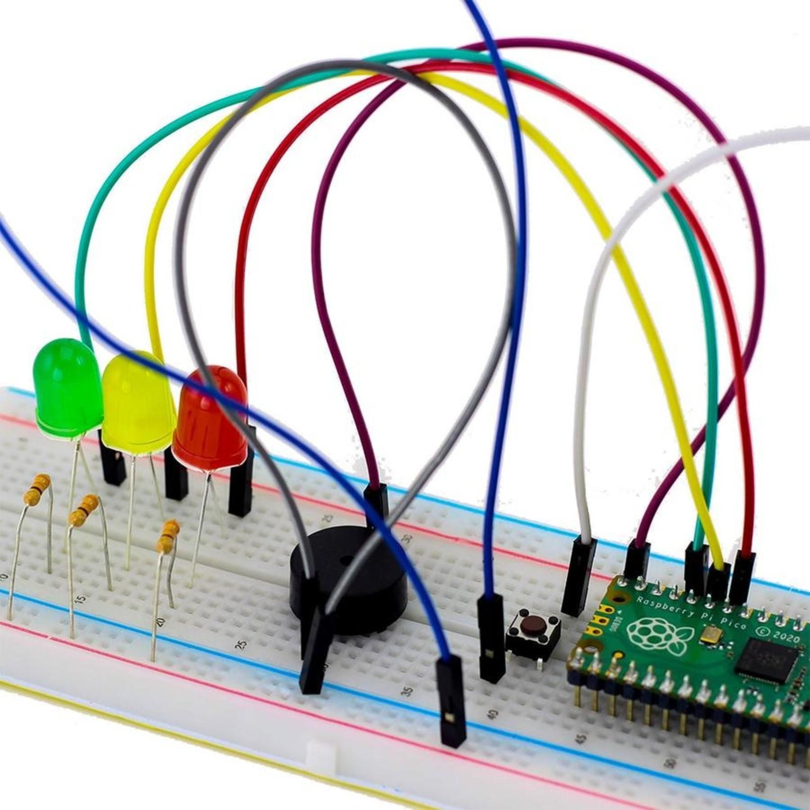 Kitronik Discovery Kit for Raspberry Pi Pico (Pico not Included)