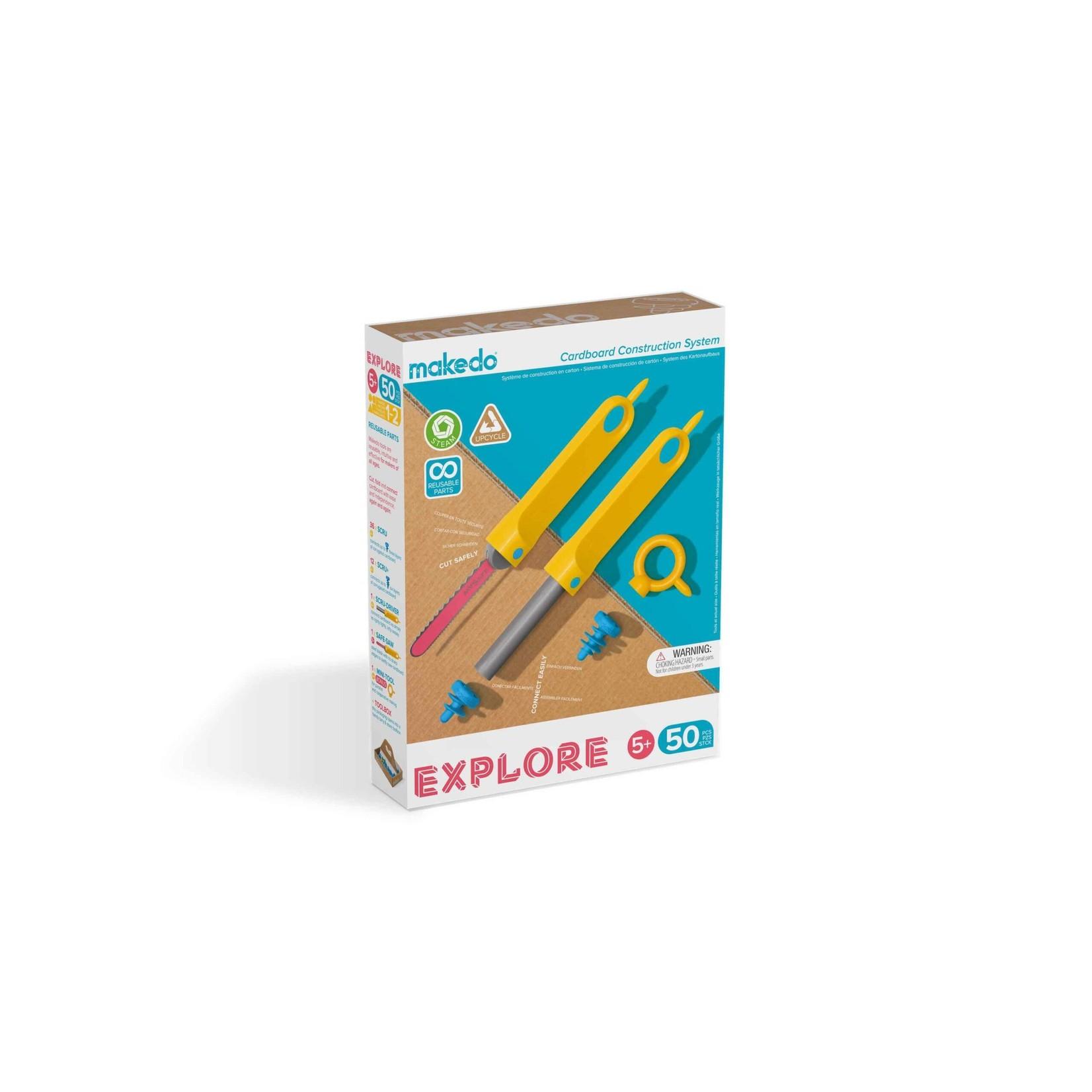 makedo Explore set 5+
