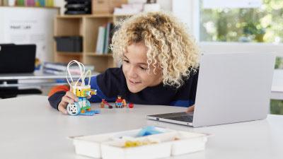Nieuw! LEGO® Education SPIKE™ Essential Set