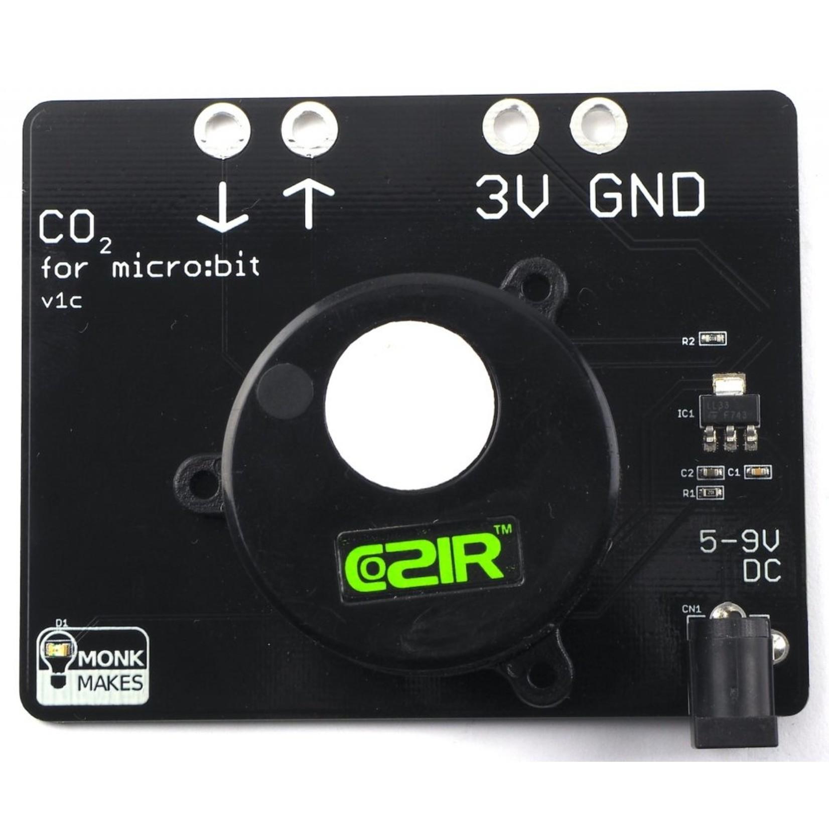 MonkMakes CO2 sensor for micro:bit