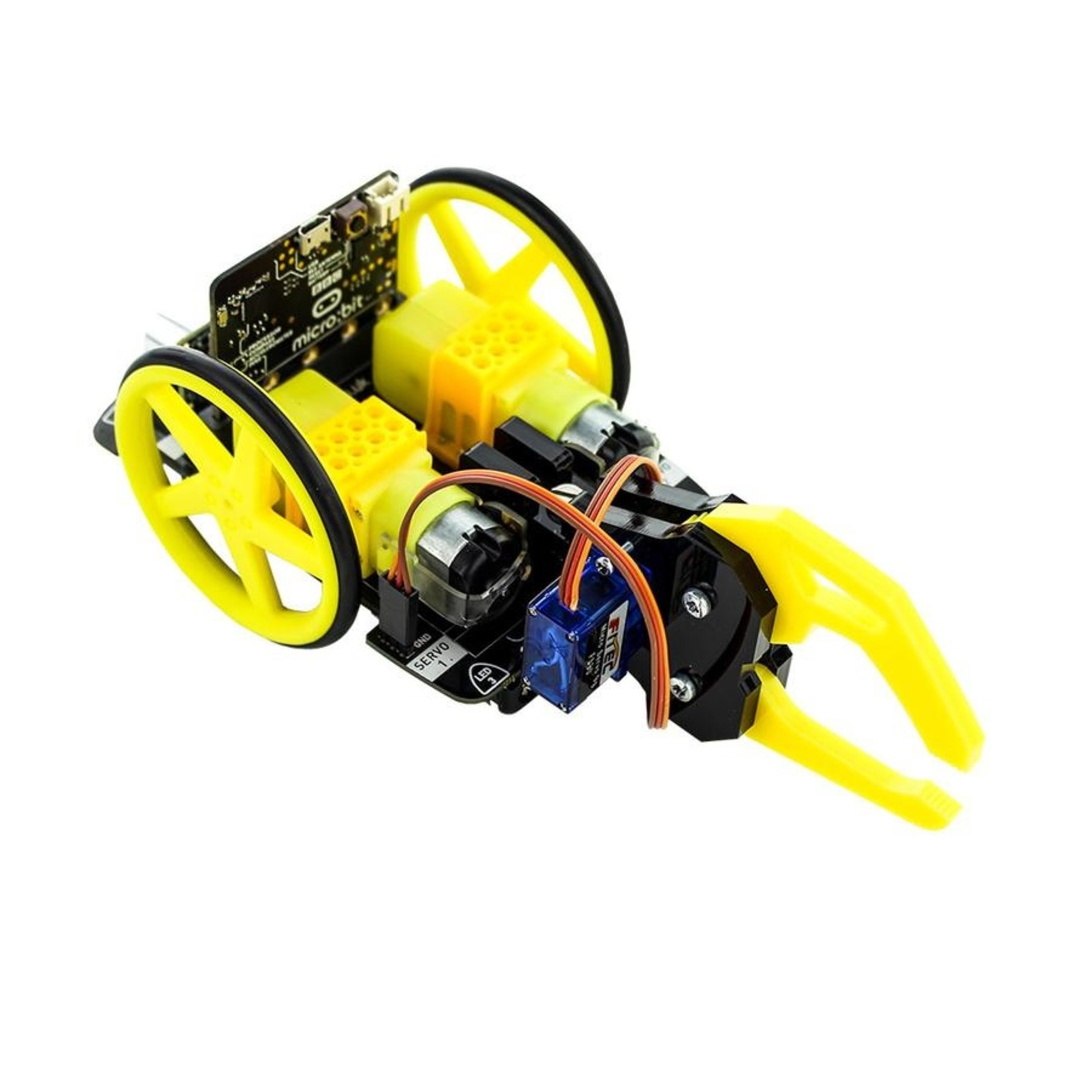 Kitronik :MOVE Motor Klaw Kit
