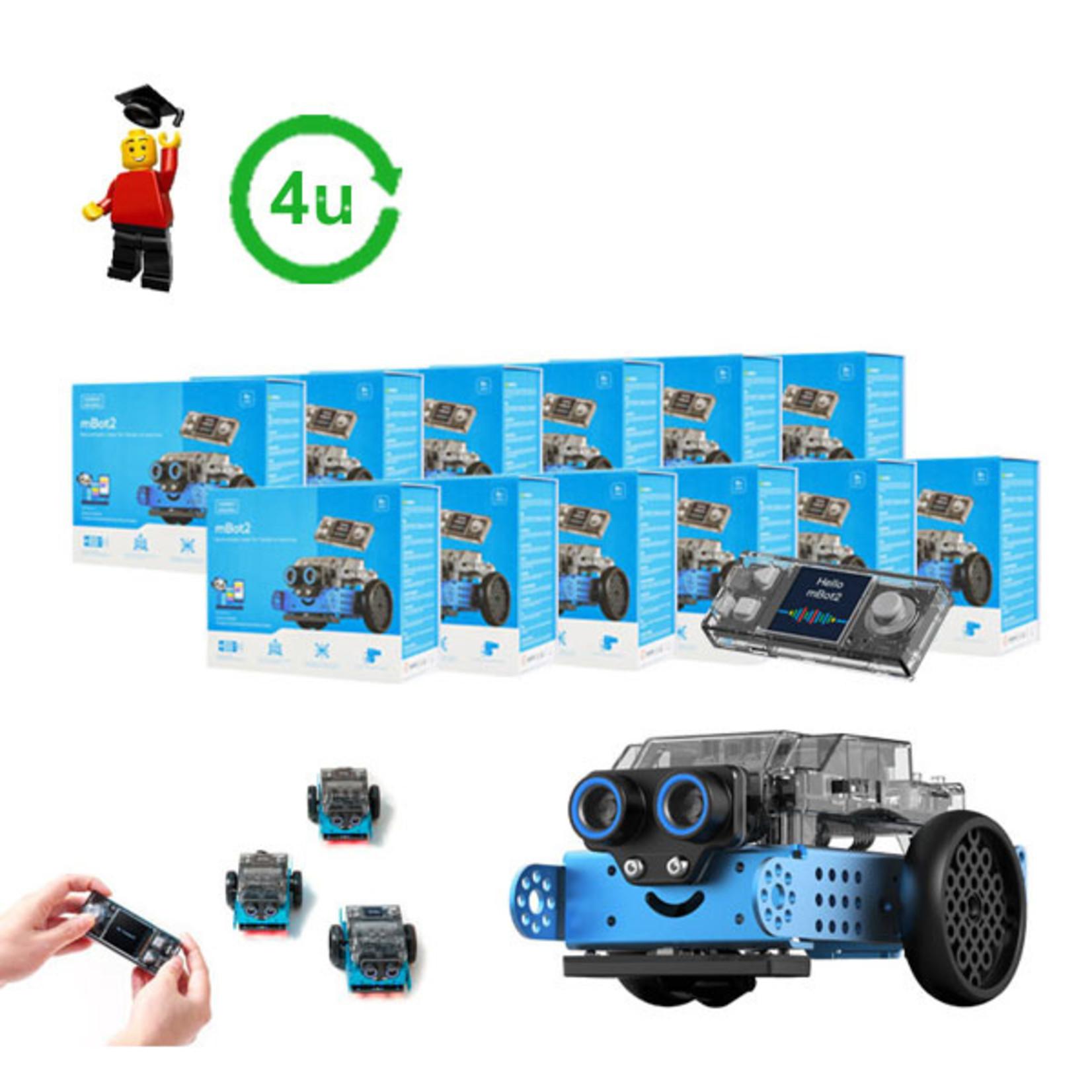 makeblock mBot2 klaspakket (12 stuks) + opleiding