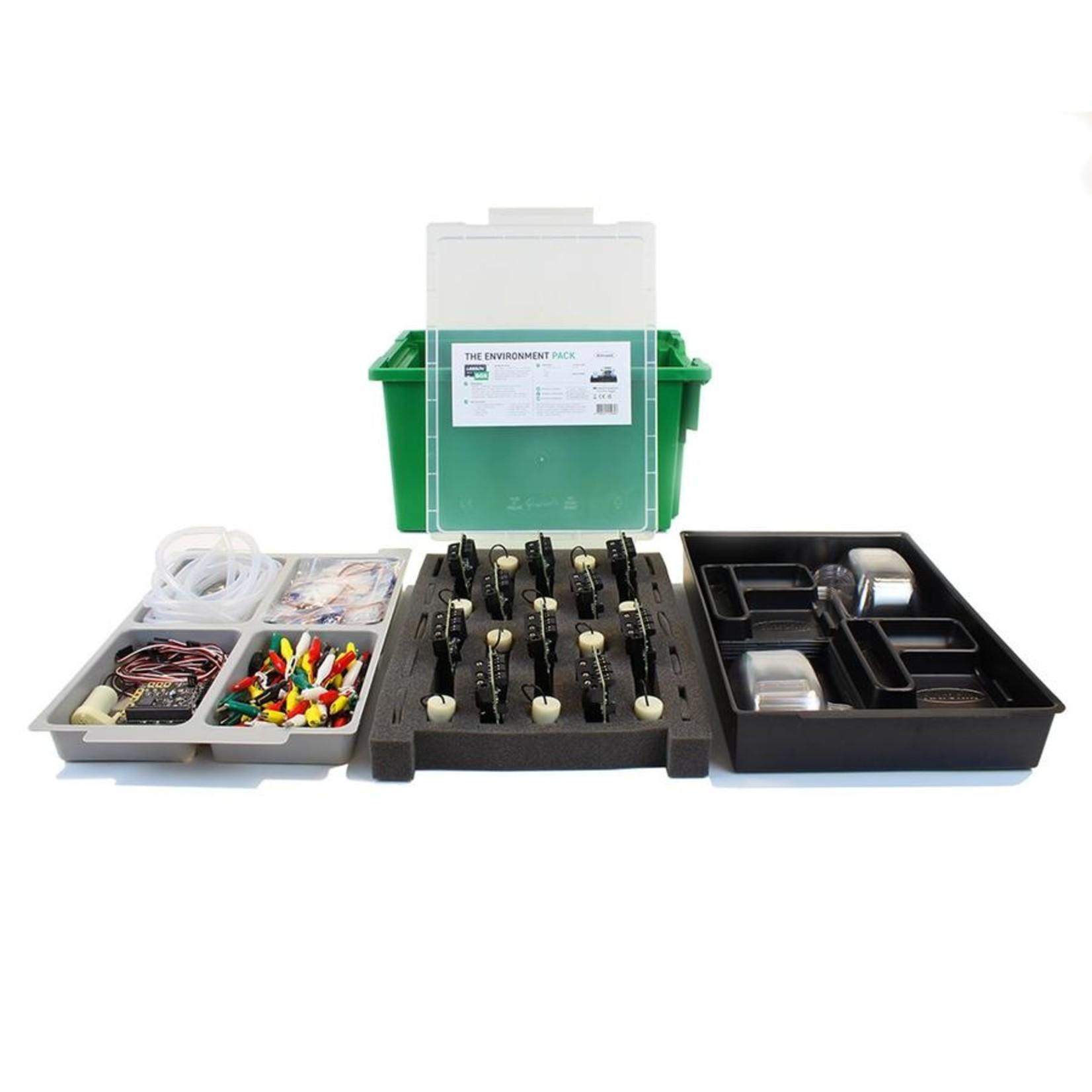 Kitronik Lesson in a Box - The Environment kit for BBC micro:bit