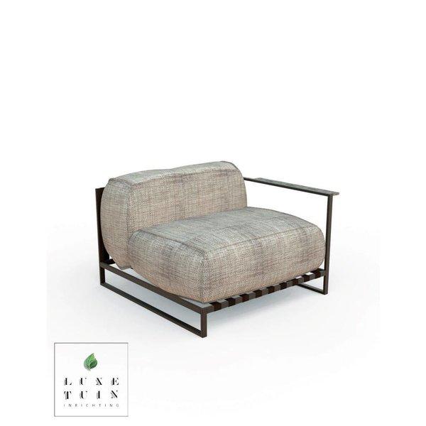 Living armchair left