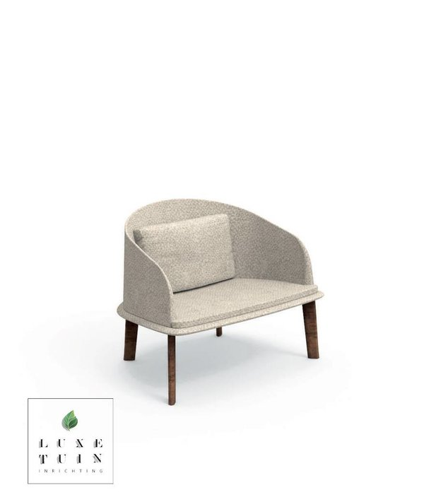 Talenti Talenti  Cleo Teak Lounge armchair