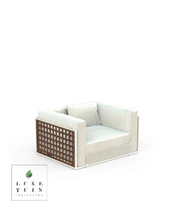 Talenti Talenti Lily teak - Living armchair