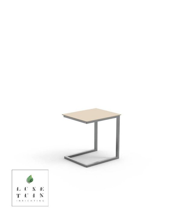 Talenti Talenti  Chic - Side table stainless steel