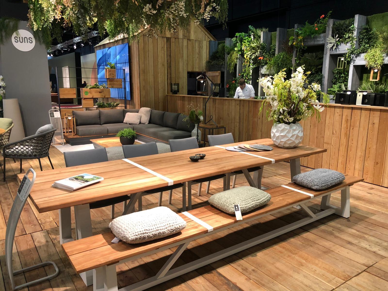 Luxe Tuin Inrichting doet verslag van de IMM Keulen 2020