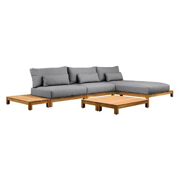 Portofino Lounge Set 4