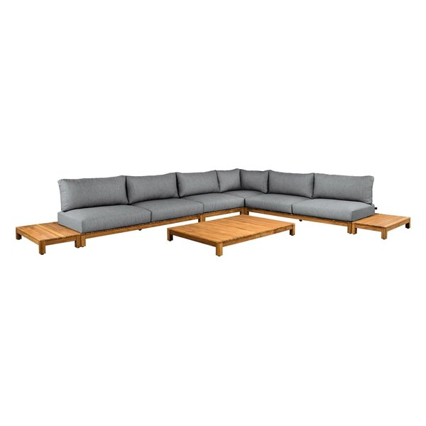 Portofino Lounge Set 8