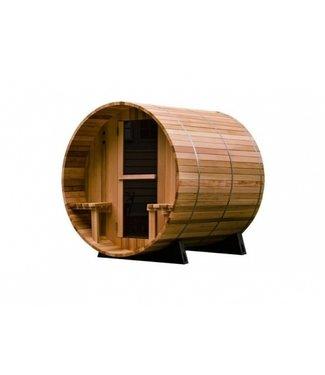 Barrel Sauna Barrel Sauna Type 1.3 + Raam VP