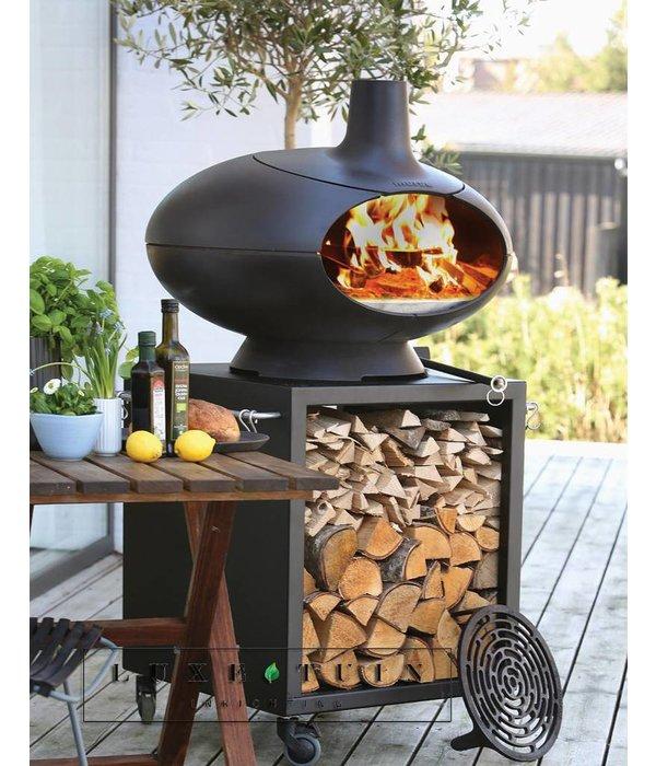 Morsø  Kleine buitentafel Terra voor Pizza oven
