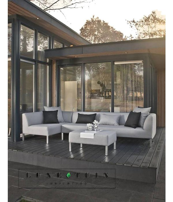 Luxe Loungeset Tuin.Loungeset In Uw Tuin Ibiza 4 Elementz Luxe Tuin Inrichting