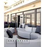 Design2Chill Square Loungeset Design2Chill Hocker 90