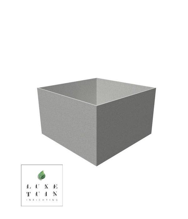 Potmaat Plantbank Polymeer beton Banco