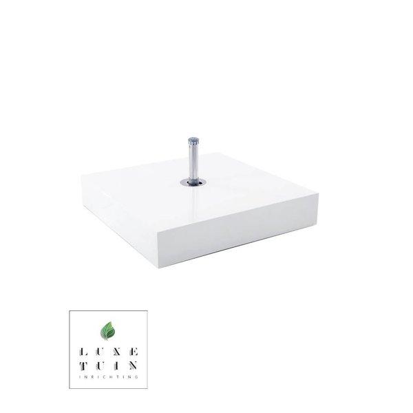 Full aluma-crete cube