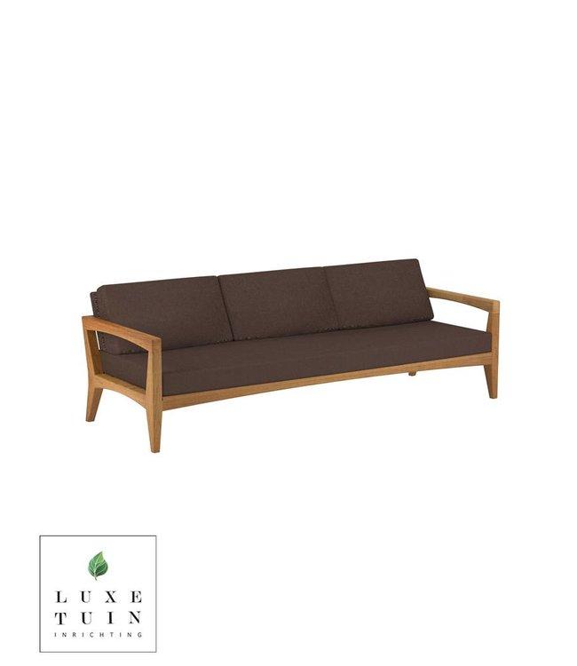 Royal Botania Lounge 3-Seat Module