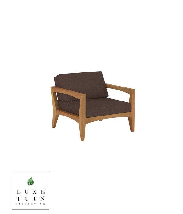 Royal Botania ZENHIT Lounge One Seat Module