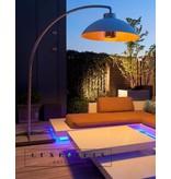 Heatsail Heatsail Dome staand Wit - 180cm hoog
