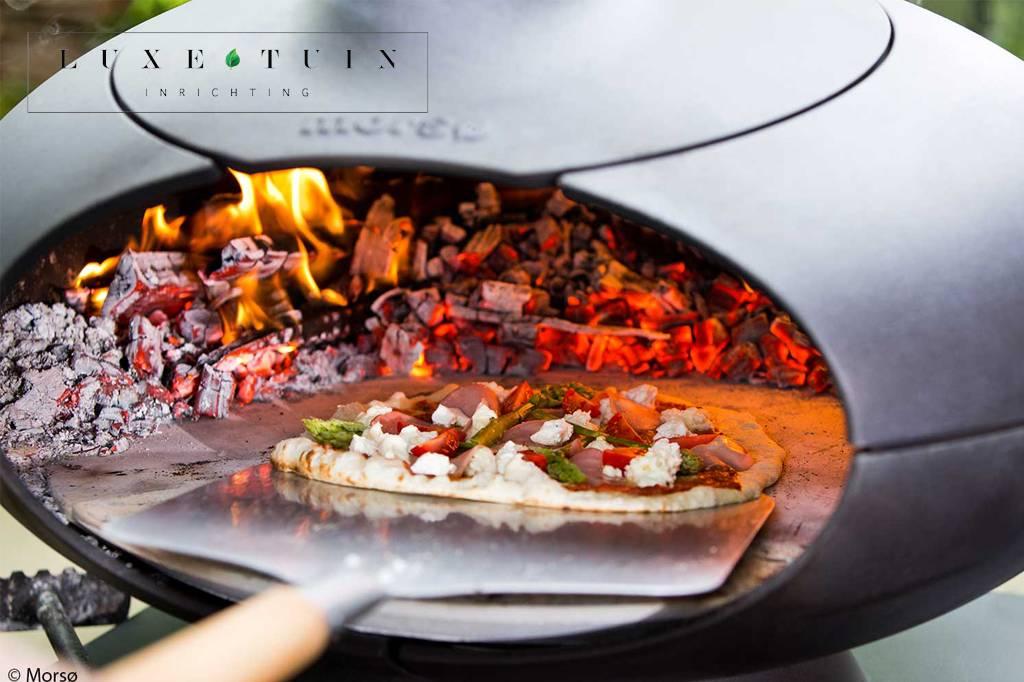 Haal Italië in huis met een echte Pizzaoven