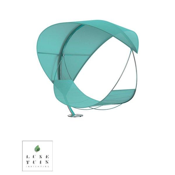 WAVE lounge ligbed-Hangmat Turquoise