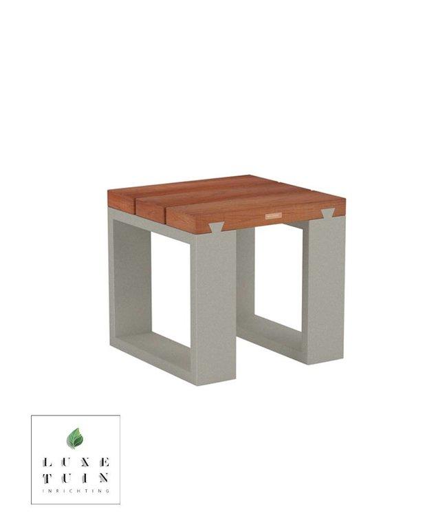 Royal Botania Vigor stool Mahogany