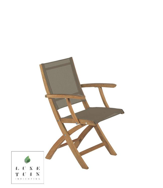 Royal Botania XQI 55F Folding Chair
