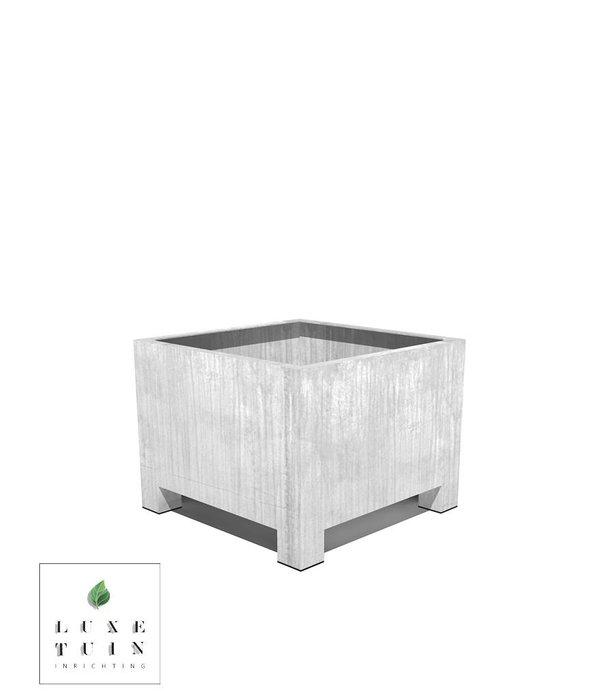 Potmaat Verzinkt staal plantenbak Vadim met poten